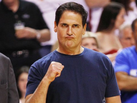Mark Cuban's 10 Rules for Getting Rich