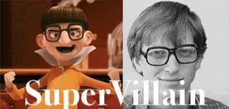 Bill Gates– the Autistic Super Villain?? Wait … what?!!