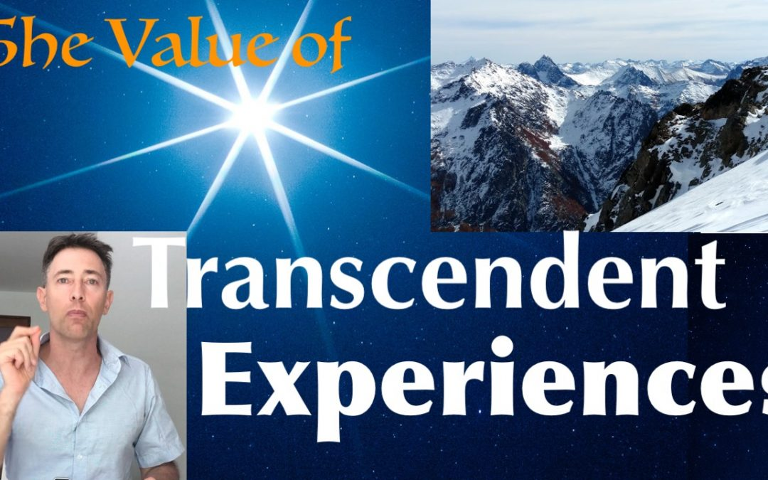 Transcendent Experiences can Guide us to Heights we Previously Didn't Know Possible  Human Potential