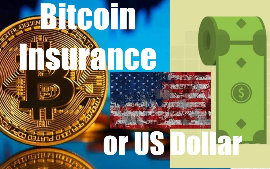 The Eroding Value of the US Dollar vs  BITCOIN-  DON'T LOSE your Savings to the Money Printing Press