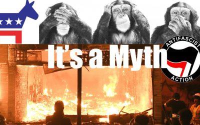 SAY THEIR NAME! Democrats Gaslight Public, Call Antifa a Myth- Scorched Earth