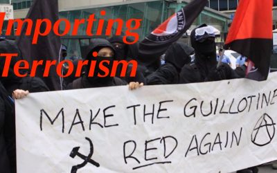 Democrats Supporting Terrorism + Antifa to Achieve their Goals