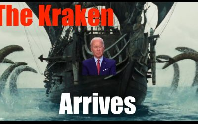 The Kraken Arrives! Will it Sink Biden's Ship?