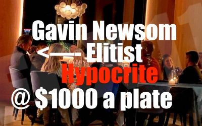 Rules for Thee, but Not For Me – Gavin Newsom's French Laundry Adventure @$1,000 a Plate
