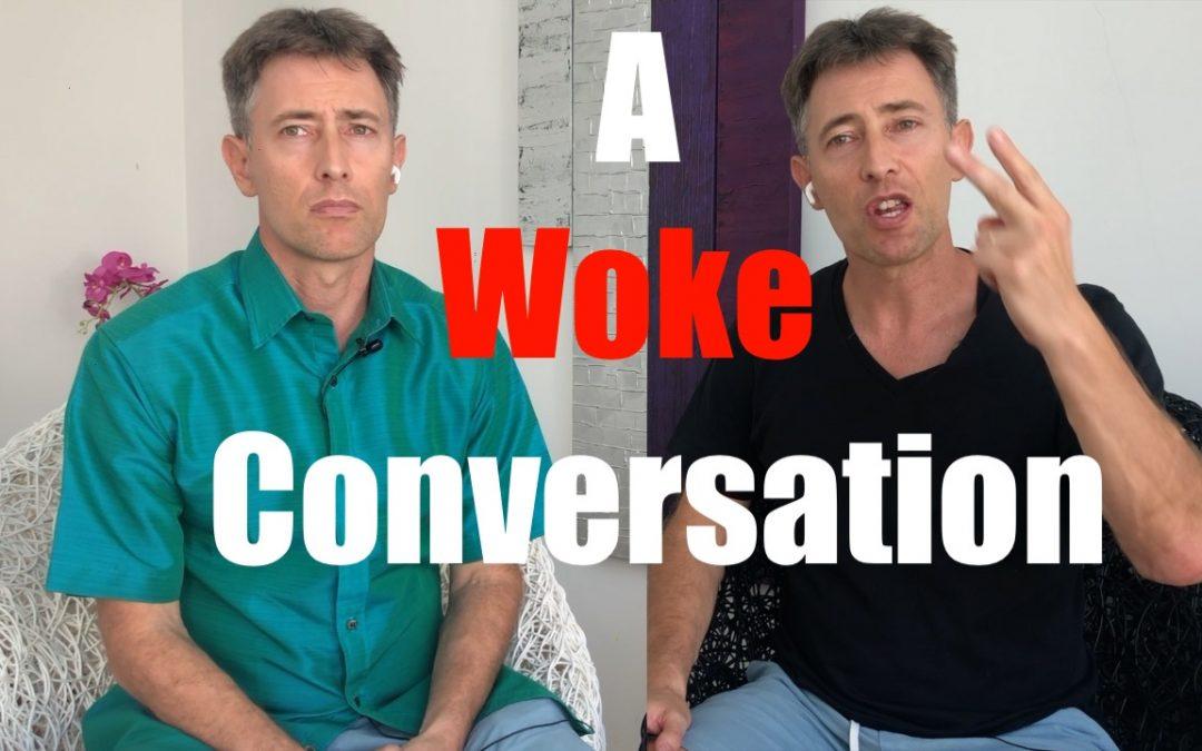 Conversation with a WOKE Person – Single Parents + Black Crime Statistics