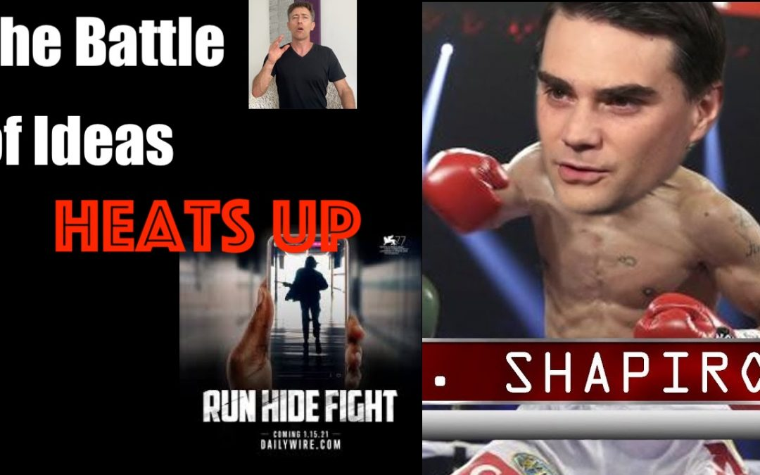 Ben Shapiro Picks up the Gloves in Battle of Ideas — We ALL Should