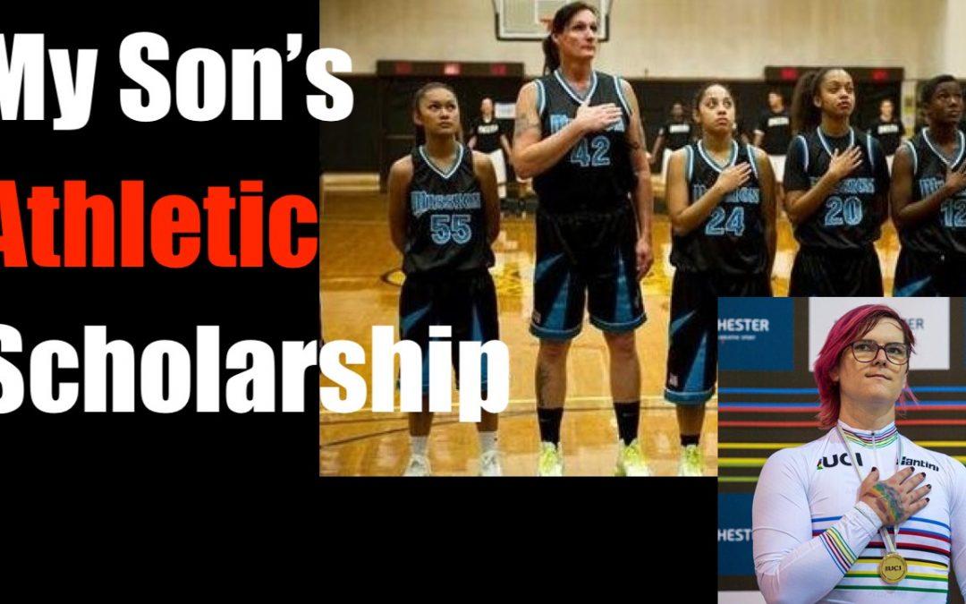 Athletic Scholarships for Boys Guaranteed (at XX Expense) By Biden —  THANKS JOE!!