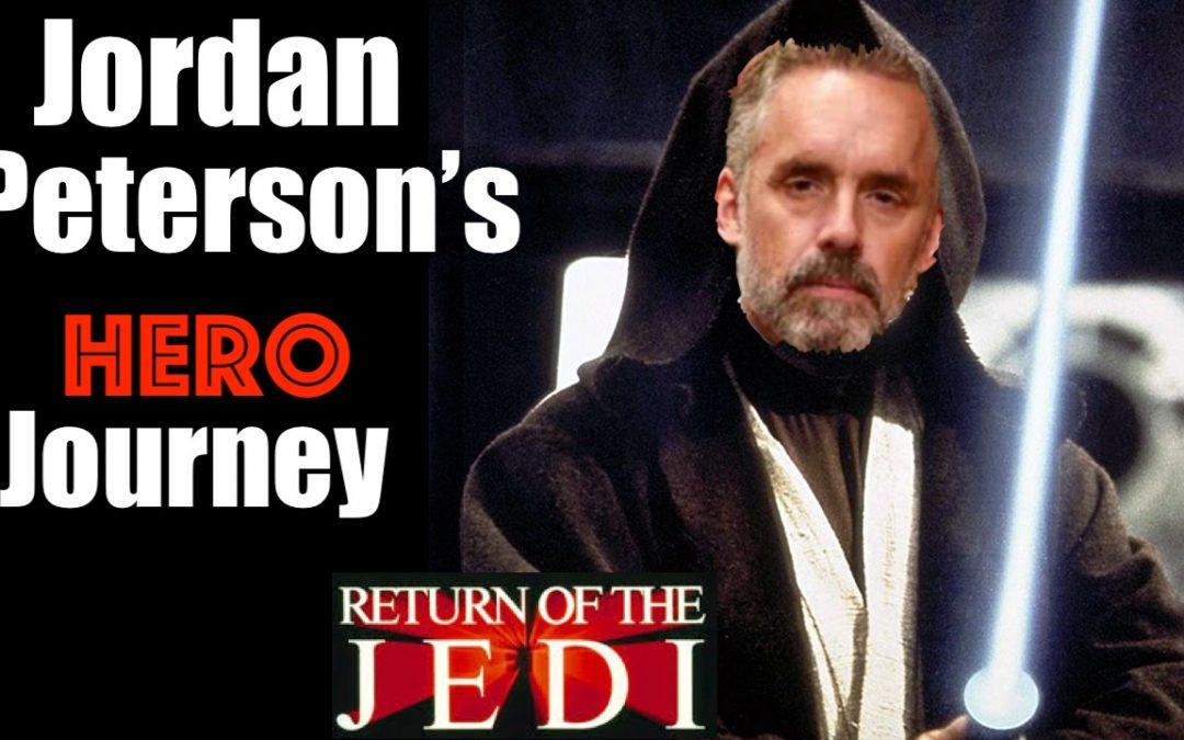 Jordan Peterson's Hero Journey — The Return of the Jedi