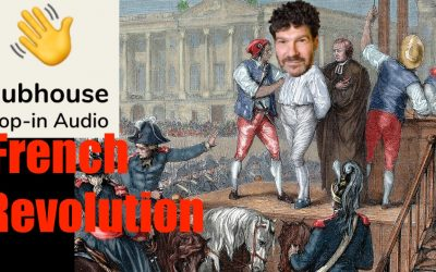 Clubhouse App's — Woke French Revolution (at 5G Speeds) with Bret Weinstein
