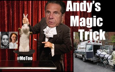Democratic #MeToo MAGIC Trick will END Andrew Cuomo's Career