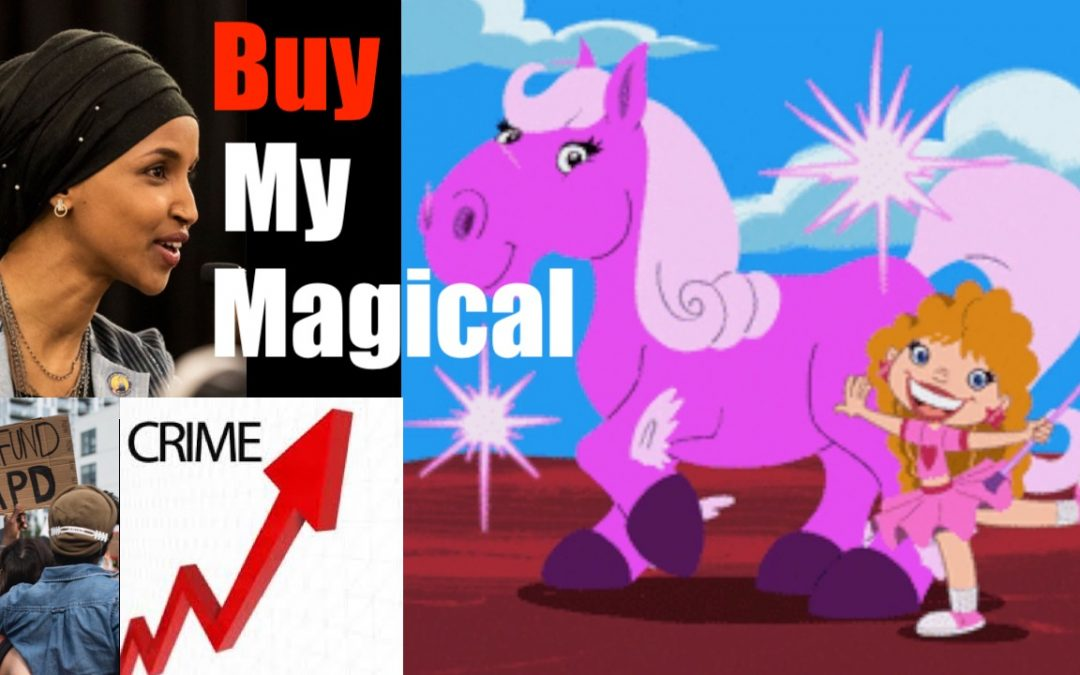 The Left Has ZERO Understanding of Human Nature —  Don't Buy their Magical Unicorns