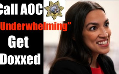 "Anti-War Activist gets Doxxed by Twitter –  Investigated After Calling AOC ""Underwhelming"""