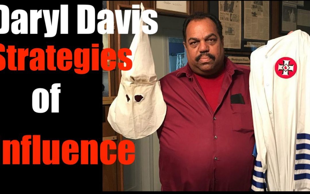 How Daryl Davis Got KKK Members to Hand in their Robes. Apply to the Cult of Woke??