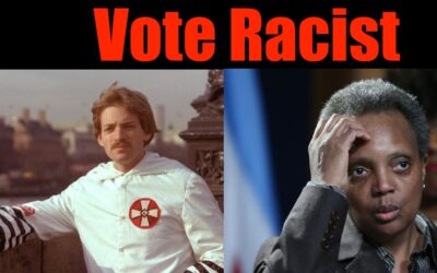 VOTE RACIST —  David Duke or Lori Lightfoot the Choice is Yours!