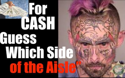 """Win Cash Prizes in YouTube's Newest Game Show–  """"Guess Which Side of the Aisle"""""""