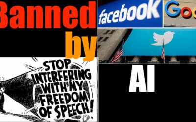 Who Writes the AI That Suspends People for Speech– OWNS Society