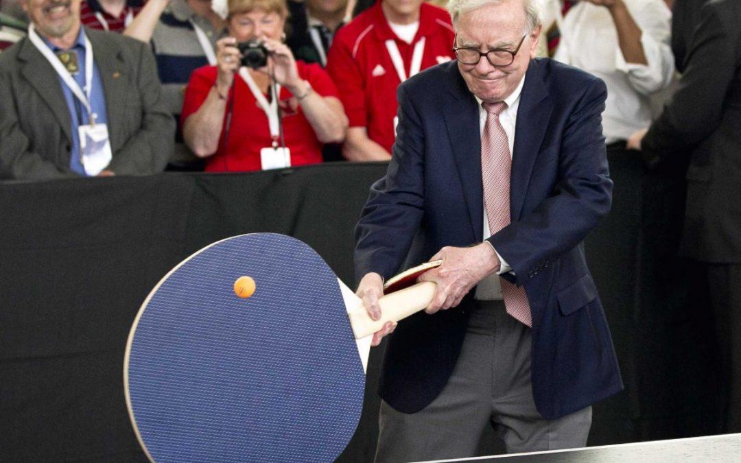 Warren Buffett- Don'€™t Swing the Investing Bat Unless you Know