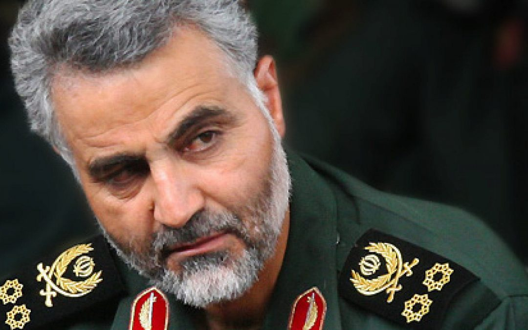 General Qasem Soleimani for Democratic Nominee! Here are the Reasons to Vote Him in!