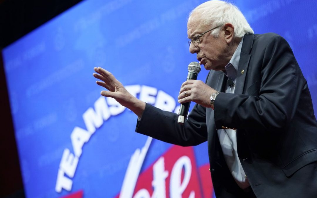 Bernie Sanders is Unfit to Lead the United States; Weak and Bullied