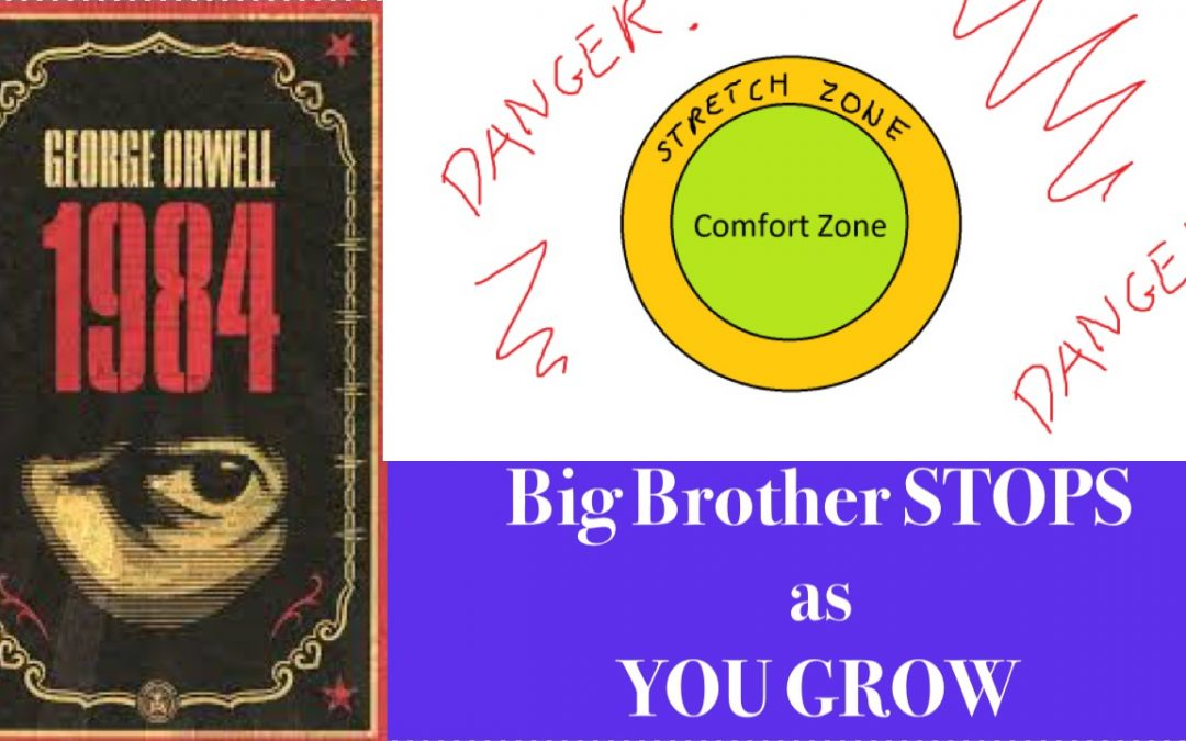 Big Brother STOPS When you Grow; End the Encroaching Nanny State