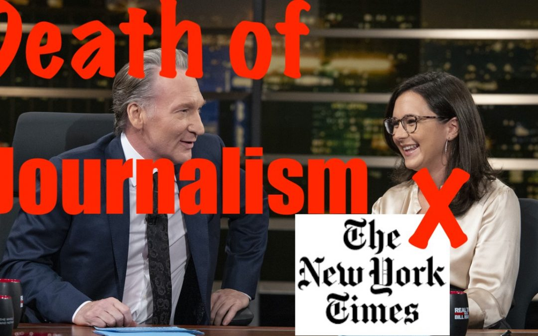 "Bari Weiss Resigns from NY Times as ""WOKE"" Maoists take over the Old Grey Lady  Paper of Record Gone"