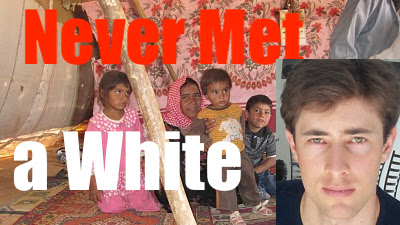 Ain't Never Met a White Person Before; Life of Bedouins Deep in the Deserts of Syria. Are We Safe?