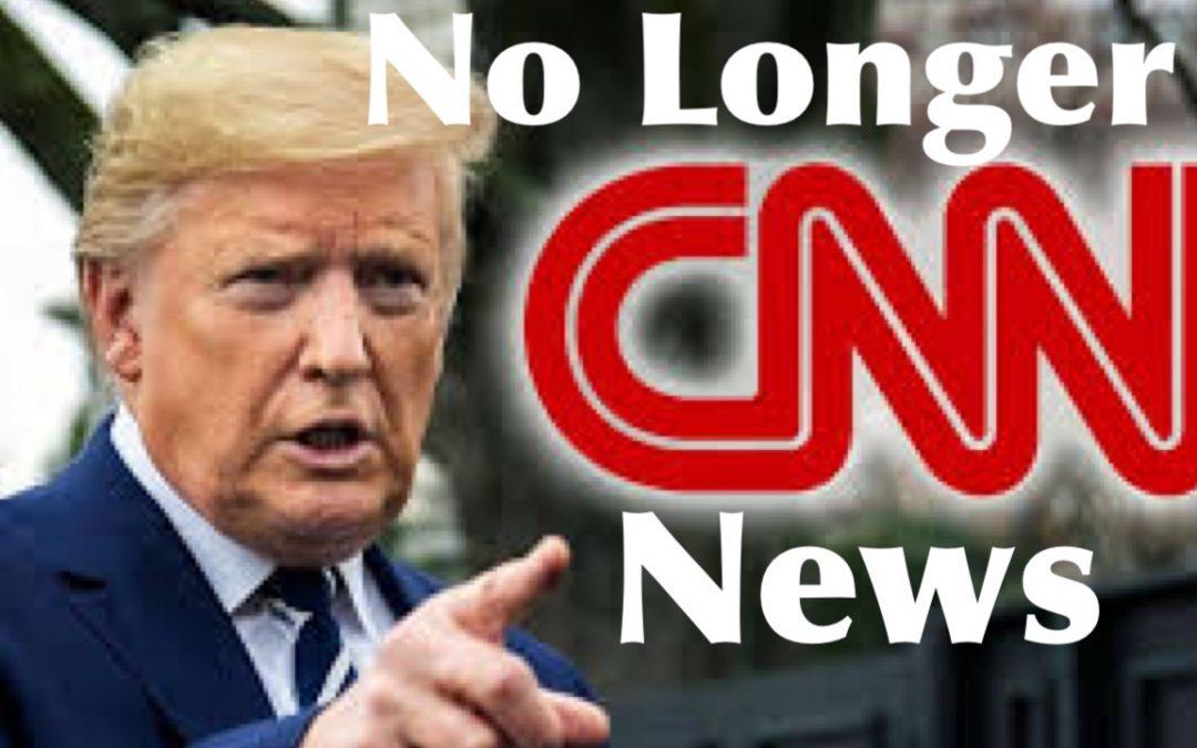 Proof That CNN is no Longer a News Organization – Bananas