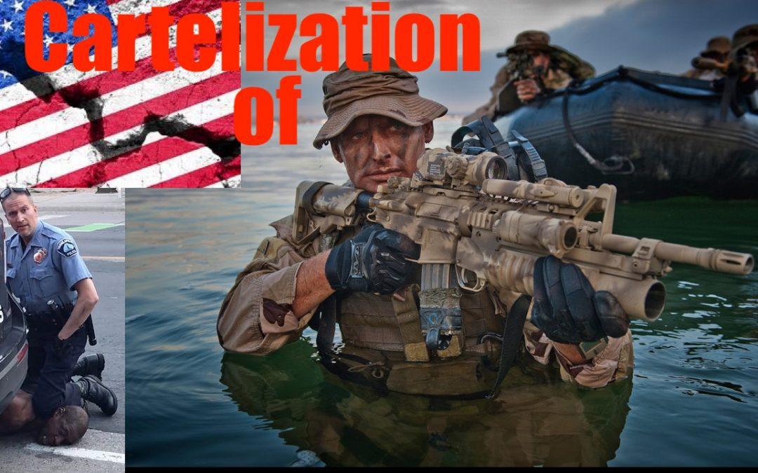 """Cartelization"" of America Inevitable as Lady Justice is Woking Up"