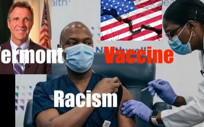 Governor Enacts 100% Racist Covid Vaccine Policy- gets Applause