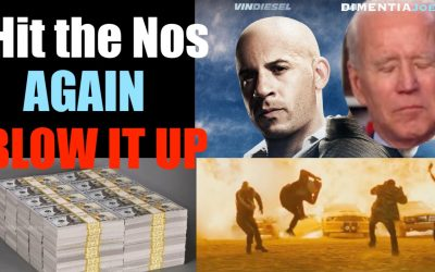 Hit the Nos, Fast + Furiously + Watch the US Economic Engine EXPLODE