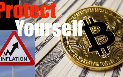 PROTECT Yourself From Guaranteed Inflation — Bitcoin to the Moon #BTC