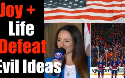 Magical National Anthem at NY Islanders Game Offers Hope For America – Defeating Hate