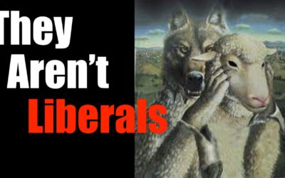 """It's Time To Take Back the Word """"#Liberal"""" from the Wolves Hiding Behind It"""