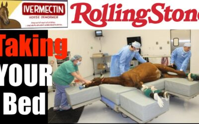 Media Spreads Fear + Propaganda With PURE LIES about Ivermectin + Hospital Stays #RollingStone